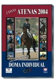 JJ.OO ATENAS 2004. Doma Individual. 2 Dvds